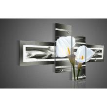 Original New Design Group Flower Oil Painting