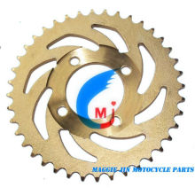 Motorrad Teile Kettenrad für Grand