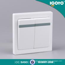 Igoto E9021 2 Gang 1 Way Smart Wall Switch for Home