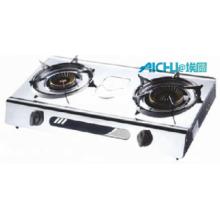 Botão de fogão a gás de aço inoxidável para cozinhar em casa
