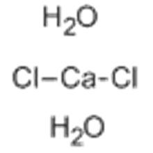 Dihydrate de chlorure de calcium CAS 10035-04-8