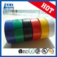 Ruban d'isolation électrique PVC brillant