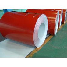 Цветной PPGI с гладкой или матовой поверхностью