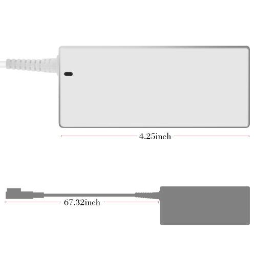 Macbook Apple Charger 14.5V 3.1AT / L