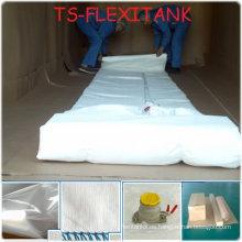 Disponible Flexi tank para el transporte de aceite