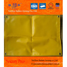 waterproof pvc coated tarps for truck cover