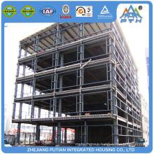 High quality low cost prefabricated prefab house club