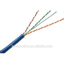 Le câble de réseau de câblage cat5e utke de probée de fluke avec une excellente performance