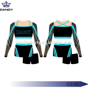 College Student Cheerleader Uniformen