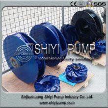 Turbine de pompe de boue de longue durée résistante à l'usure de polyuréthane