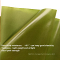 Color And Design Customized Camping Sleeping Mat Waterproof 40D Nylon TPU Air Mattress Fabric