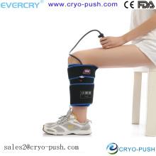 calf shins /leg pressure capsule medical cold wrap /bicycle leg muscular soreness