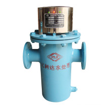 Cost-Effective Electronic Limescale Removal System