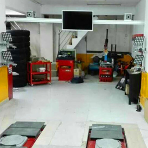 Car Equipment Wheel Alignment
