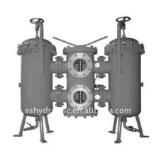 SDRLF Doppelrohr zurück filter