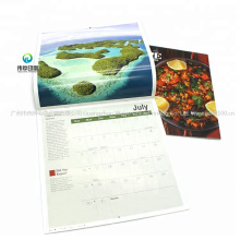 2020 Cusomize Printing New Design Years Suspended Calendar / Stationary