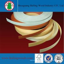 Móveis de plástico de alta qualidade Faixa de borda de PVC