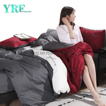Cheap Price Home Decoration Solid Color Modern Design Cotton Fabric Bed Sheet