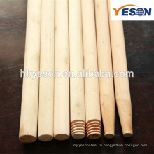 Чистый инструмент деревянная ручка для веников / 120мм * 22мм лакированная деревянная ручка для метлы