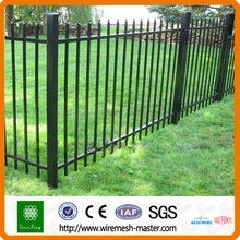 Direct Factory Price And Quality Guarantee With Zinc Steel Fence