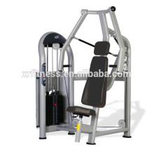 новый тренажерный зал спортивный коммерческого сидя пресс-машина грудь