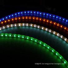 Rgb multi Farbe geführtes Streifen schnelle Anlieferung geführtes Streifenlicht 5050