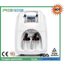 FZY-5D Générateur de concentrateurs d'oxygène portable médical à chaud