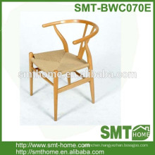 Hans J Wegner Y chair solid wood chair