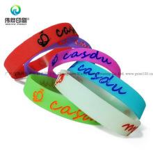 Promotional Custom Printing Silicone Band