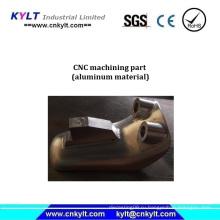 Алюминиевый обрабатывающий элемент с ЧПУ