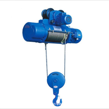 CD1/MD1Electric Trolley Wire Rope Cable Hoist
