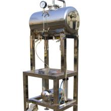 Manual microbrewery 330ml 500ml bottle filling machine price