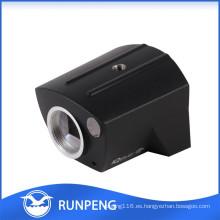 Vivienda de fundición a presión de aluminio de alta calidad para cámara CCTV
