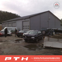 Prefabricated Industrial Customized Steel Structure Warehouse