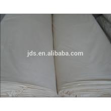 Ткань из чистого хлопка, серая для изготовления простыней