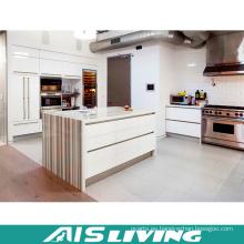 Muebles modernos de los gabinetes de cocina de la laca (AIS-K353)