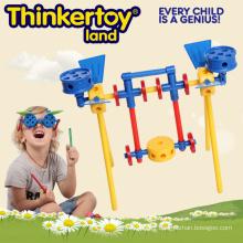 Beautiful Swing Model Jouets éducatifs pour 3-6 enfants