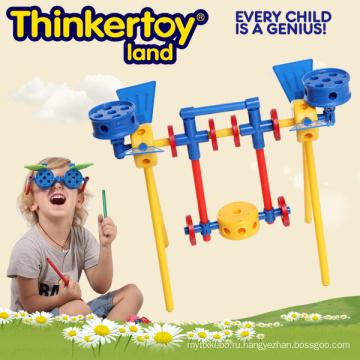 Обучающие игрушки для детей от 3 до 6 лет
