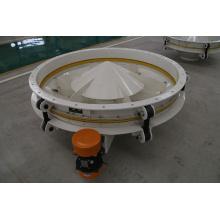 Tapioca Screen Vibro Bin Activator Vibrating Discharger Machine for Rotoflow