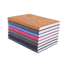 B5 Soft Cover Leather Bound Personalised Stationery Diary 2020 Thick Business Notebook