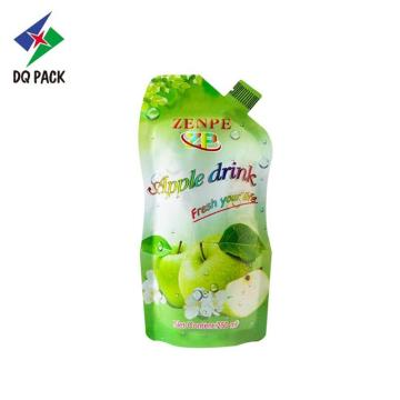 Suco de plástico Stand up pouch Packaging Bag