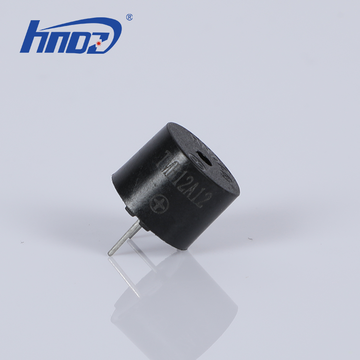 الطنان المغناطيسي 12x9.5mm 12V DC Continus-Beep with Pin