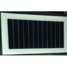 Weiches flexibles Sunpower Sonnenkollektor 6V 6W ETFE