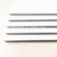 Fire resistant decorative wall panel factory cheap alucobond ACP prices