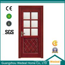 Hochwertige laminierte PVC-Innentür für das Hotel (WDP5081)