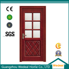 High Quality Interior PVC Laminated Door for Hotel (WDP5081)