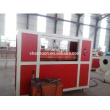 HDPE-Rohr-Extrusionsmaschine / HDPE-Rohr, das Maschinerie / PET-Rohrfertigungsstraße herstellt