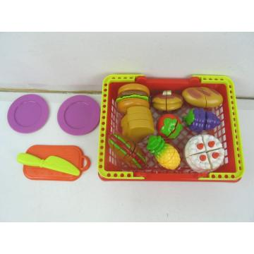 New Colorful Cutting Fruit Toys for Kids