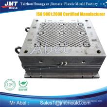 Proveedor de paletas de inyección de plástico de China