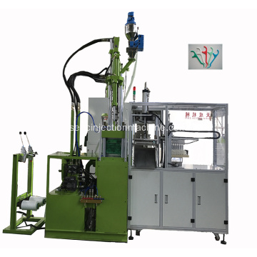 Dental Floss Picks Plastinsprutning Moulding Machine Price